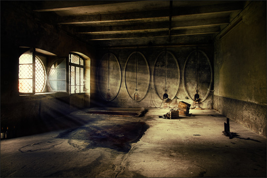 30 Incredible Examples of Urban Decay Photography