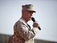 Marines Demonstrate Leadership Moving Foward with DADT Repeal