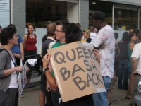 Bloomfield Queer Rally: LGBT or was it an anarchist event?