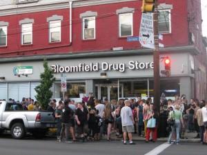 Bloomfield Rally