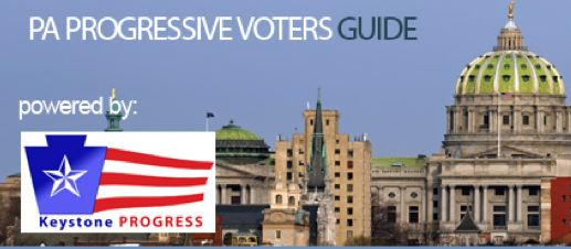 Pennsylvania Progressive Voters Guide Available