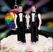 Two views of same-sex marriage.