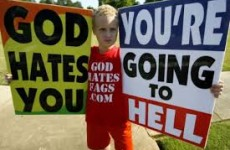 Thoughts on the dying Fred Phelps
