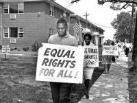 Black Civil Rights and Gay Civil Rights