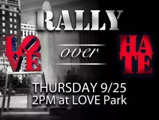 Philly Rally Tomorrow