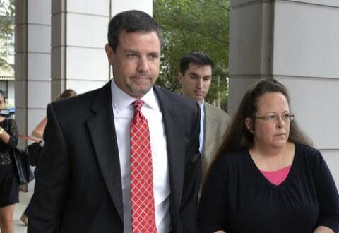 Why is Kim Davis fighting the US Supreme Court?