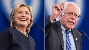 Sanders, Clinton and Election 2016