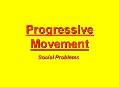 Diversity, Inclusion, and the Progressive Movement