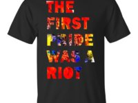 The first Pride was a a riot? Really?